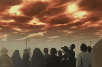 Как называется фильм, где солнце пробило оболочку земли