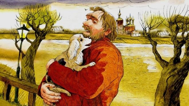 """Краткая история создания рассказа """"Муму"""" Тургенева"""