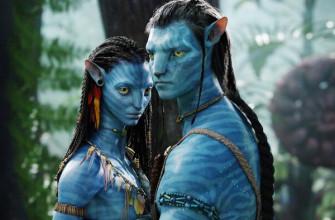 Как называется известный фильм с синими людьми?