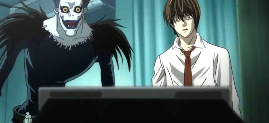 Объяснение концовки аниме «Тетрадь смерти»