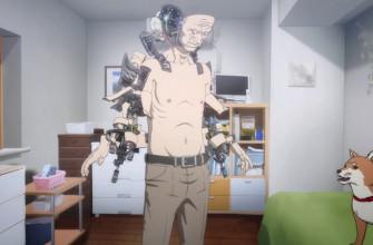 Как называется фильм, где дед превратился в робота