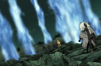 В какой серии воскрешат Кагую Черным Зецу в аниме Наруто