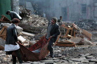 Как называется фильм про землетрясение в Армении