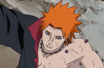 """В какой серии аниме """"Наруто"""" появится Пейн?"""