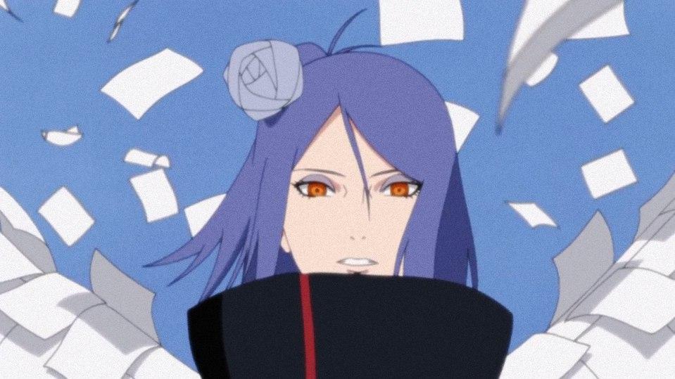 "В какой серии аниме ""Наруто"" погибнет Конан?"