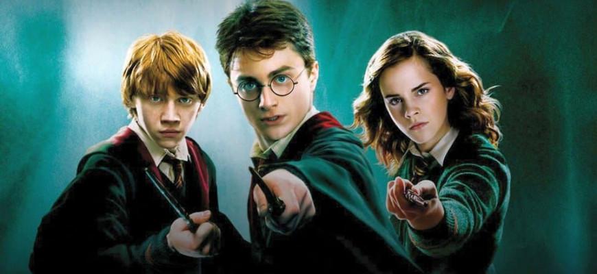 В каком порядке смотреть фильмы про Гарри Поттера