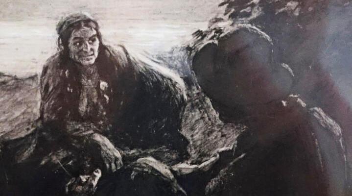 """Характеристика главных героев произведения """"Старуха Изергиль"""""""