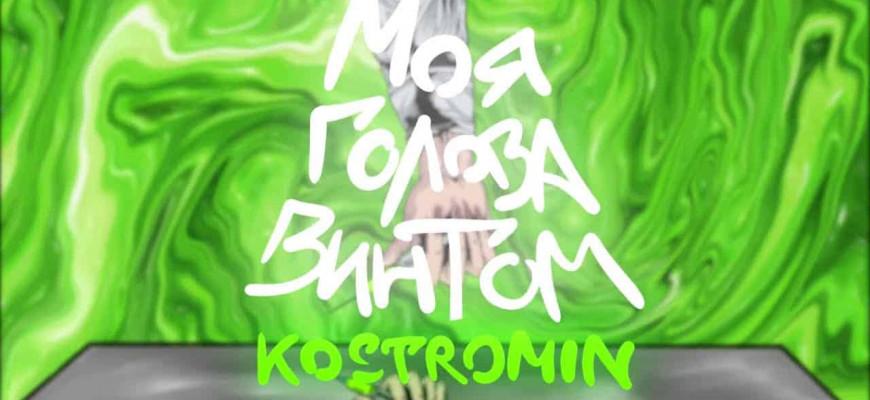 Скрытый смысл композиции «Моя голова винтом» Kostromin