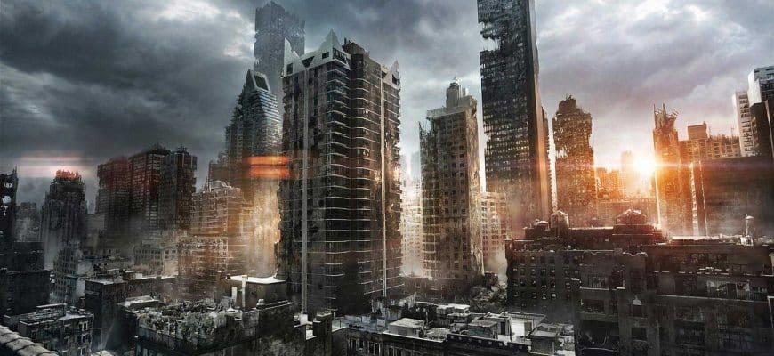 Топ лучших фильмов про апокалипсис и катастрофы