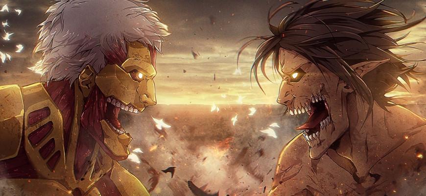 """Чем закончилось аниме """"Атака титанов""""?"""