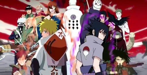 """В какой серии аниме """"Наруто"""" закончится Четвертая Мировая Война?"""
