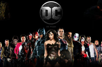 В каком порядке смотреть фильмы DC. Новые приключения супергероев