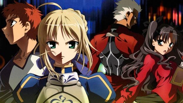 """Хронологический порядок: в каком порядке смотреть аниме """"Судьба"""""""