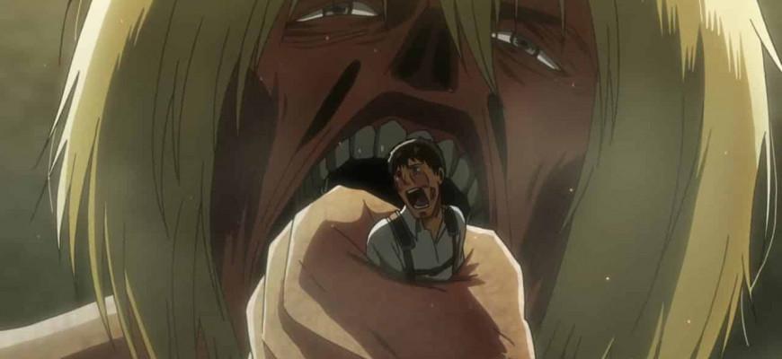 """В какой серии умирает Армин в аниме """"Атака Титанов"""" ?"""
