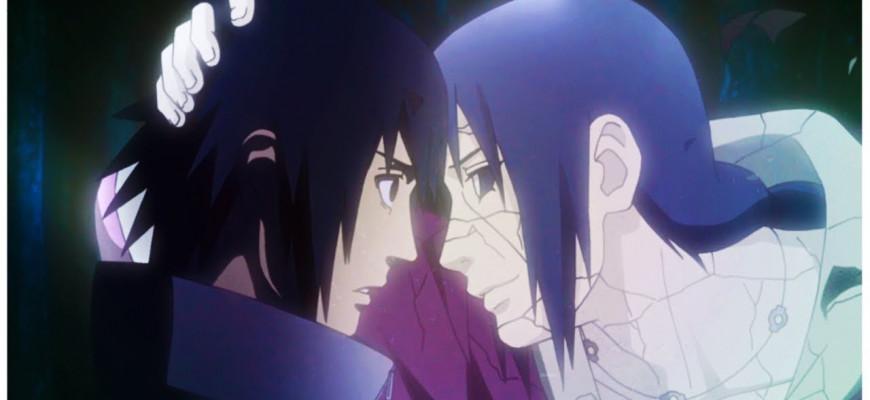 """В какой серии """"Наруто"""" Саске встретит Итачи?"""
