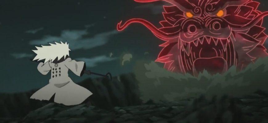 """В какой серии """"Наруто"""" Гай сражается с Мадарой Учиха?"""