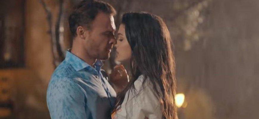 В какой серии Эда и Серкан поцелуются