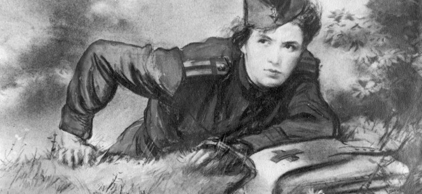 """Смысл песни времен Второй мировой войны """"Катюша"""""""
