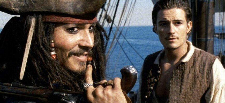 Список лучших фильмов про пиратов