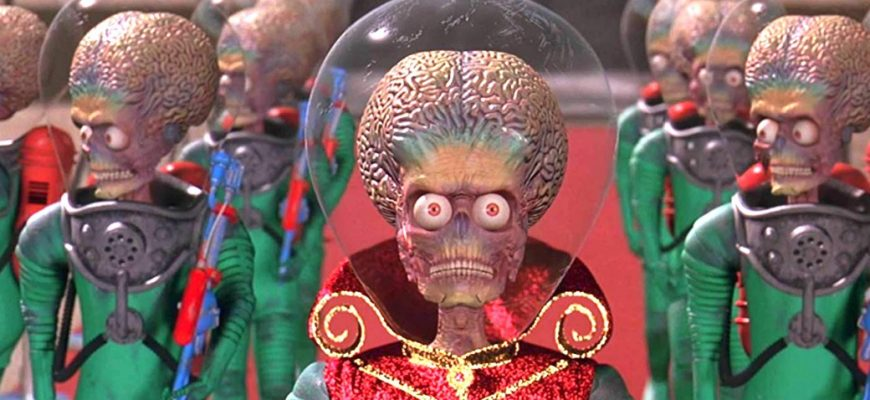 Список лучших фильмов про инопланетян и НЛО