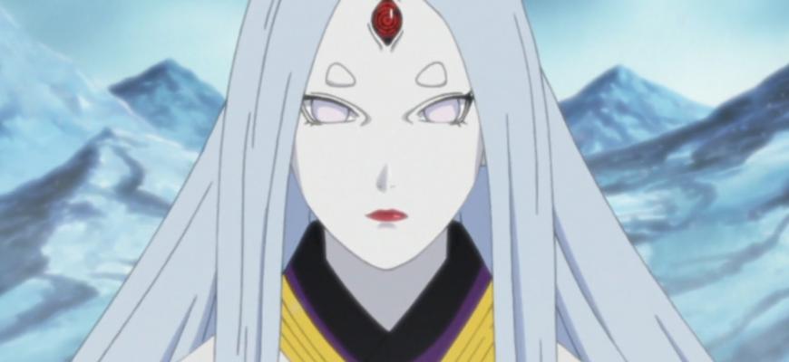 В какой серии в аниме возродят главу клана Кагую?