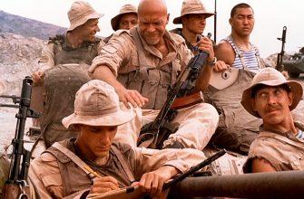 Список лучших фильмов про Афганистан и Чечню
