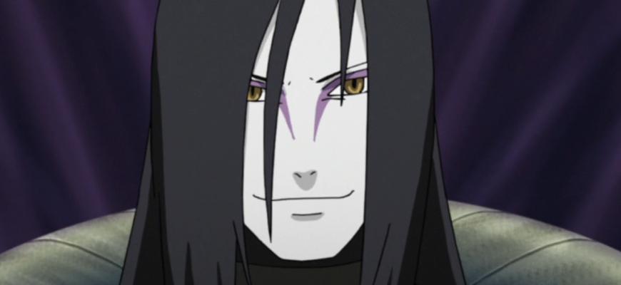 В какой серии появится герой Наруто Оричимару?