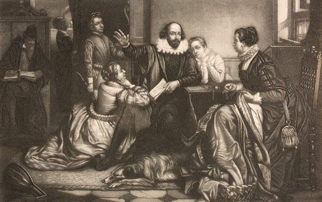 """История создания пьесы Уильяма Шекспира """"Гамлет"""""""
