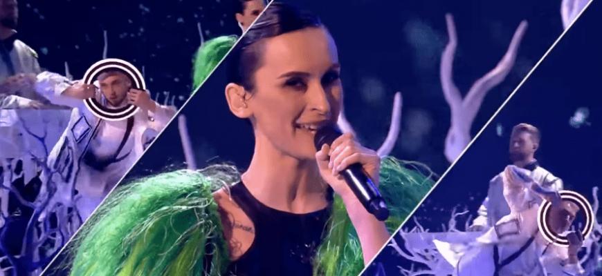 """Смысл песни Украины """"Шум"""" на Евровидении 2021"""