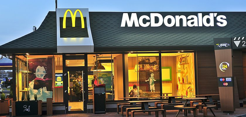 Макдональдс: история создания и немного и миксерах...