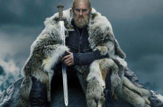 В какой серии умер викинг Бьерн Железнобокий
