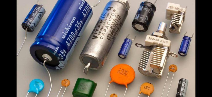 История создания конденсатора