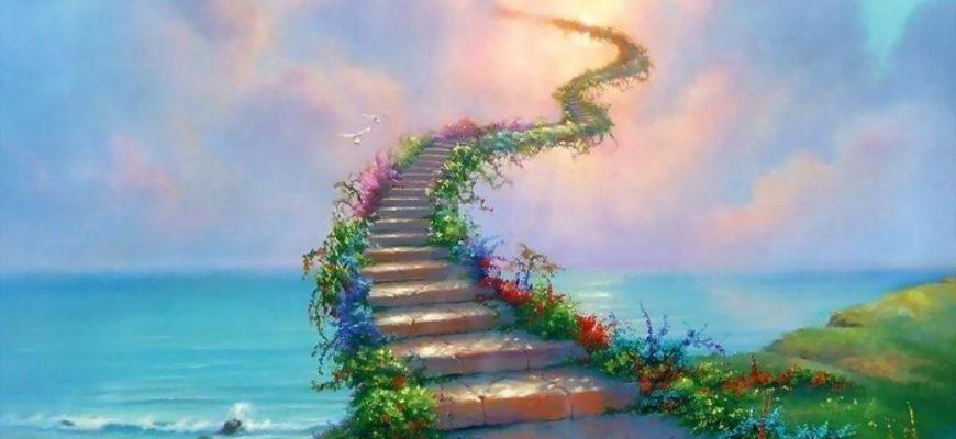 "Смысл песни ""Stairway to heaven"" Led Zeppelin?"