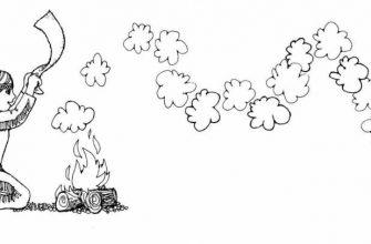 """Значение и смысл пословицы """"Дыма без огня не бывает"""""""