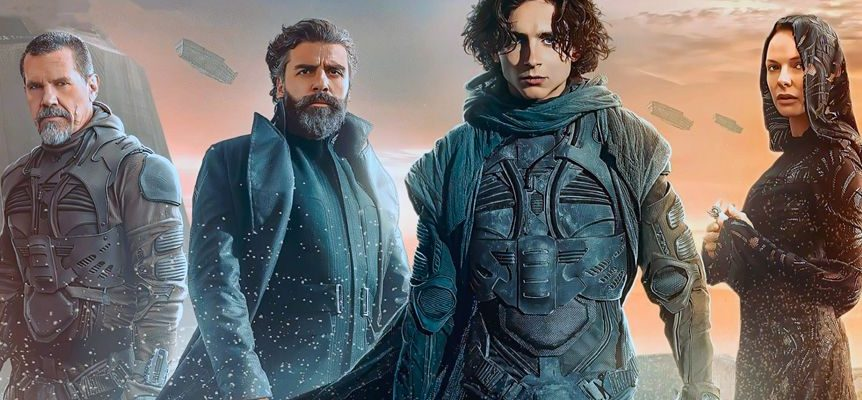 """О чем фантастический фильм """"Дюна"""" 2021 года?"""